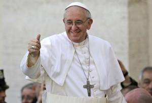 Papa-Francesco-Fonzie