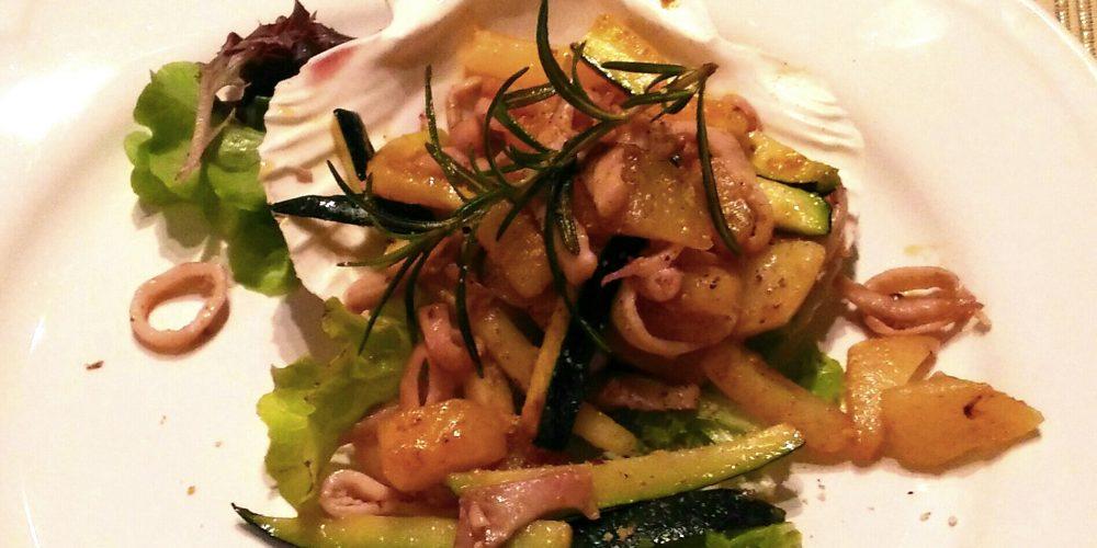 cucina e ricette inserito da lina mento calamaretti al vapore spadellati con verdure