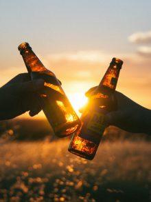 La tentazione dell'alcol: 10 buoni motivi per dire di no