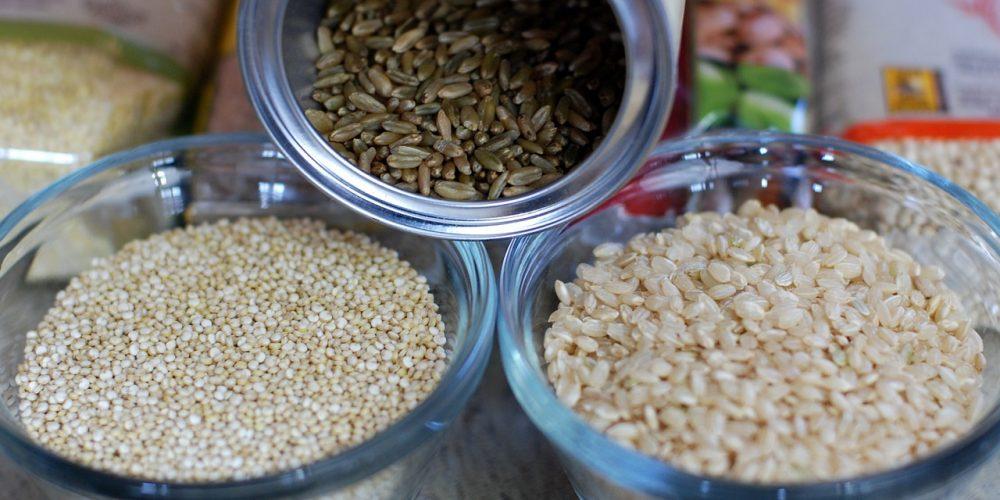 Il riso integrale
